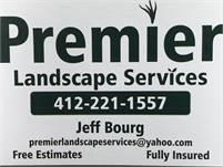 Premier Landscape Services Jeff Bourg