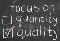 CANDIDATE QUALITY vs. QUANTITY: WHICH IS REALLY BETTER?